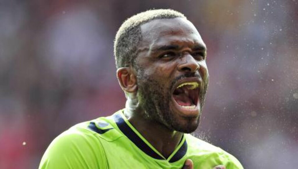 TIL FULHAM: Darren Bent. Foto: AFP PHOTO/GLYN KIRK
