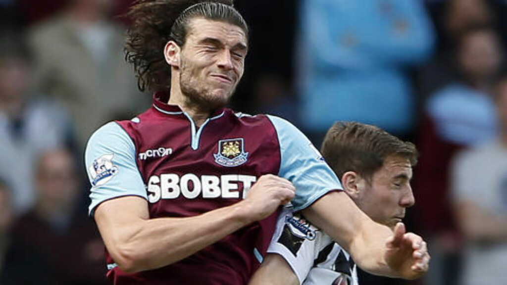 TIL WEST HAM: Andy Carroll. Foto: REUTERS/Stefan Wermuth
