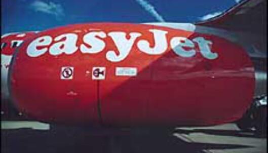 Easyjet er igjen kåret til best blant lavprisselskapene. Foto: Easyjet