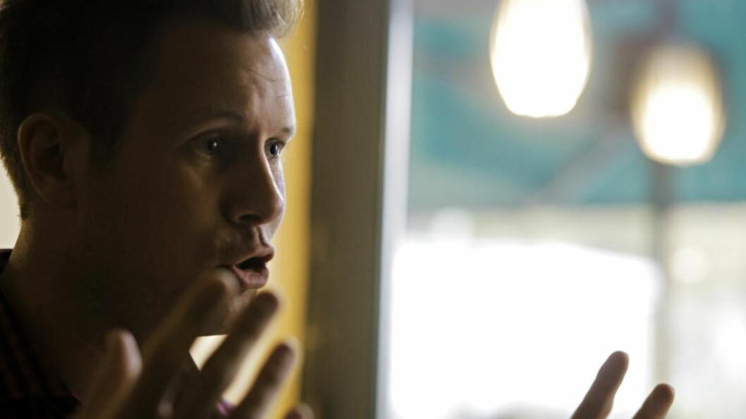 ØNSKER INTERNASJONAL MARKERING: AUF-leder Eskil Pedersen ønsker 22. juli skal bli en dag man markerer motstand mot rasisme og høyreektremisme internasjonalt. Foto: Frank Karlsen / Dagbladet