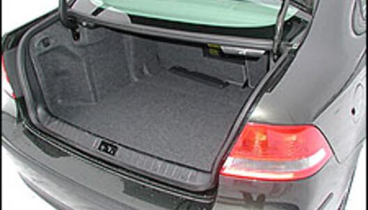<strong>VDA V210:</strong> Skal du kjøpe sedan, spør etter V210-tallene.