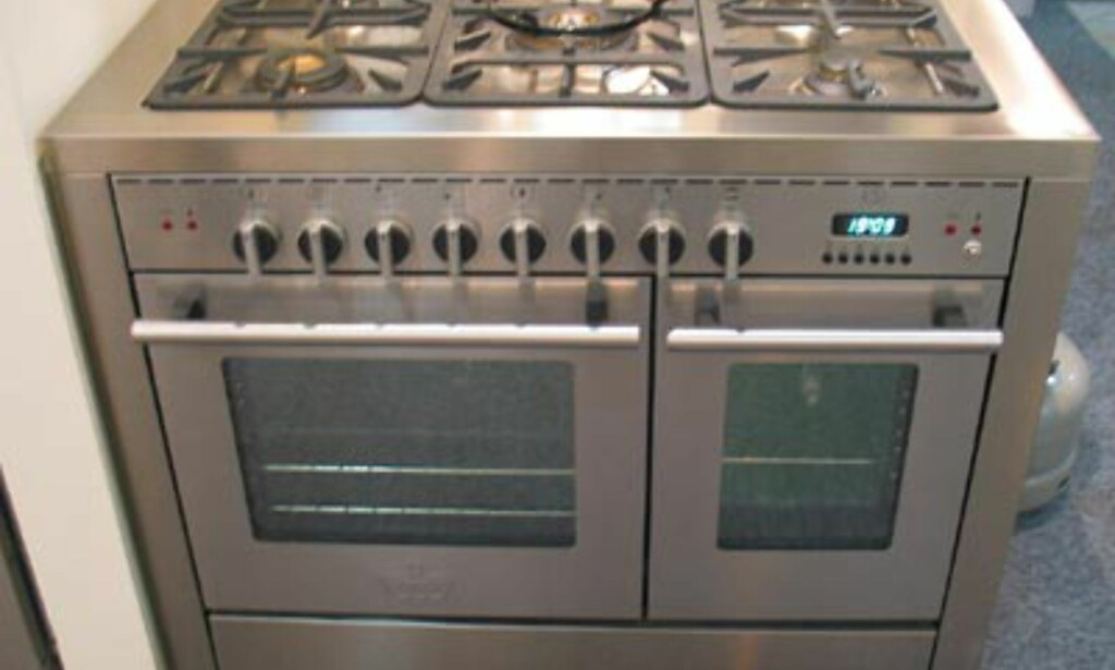 image: Se komfyrene og kjøleskapene i luksusklassen