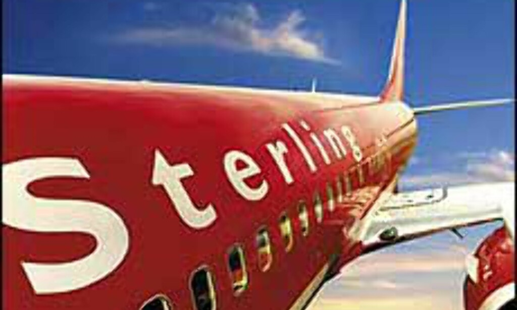 Selskapet har en type fly i flåten; Ti Boeing 737-800.