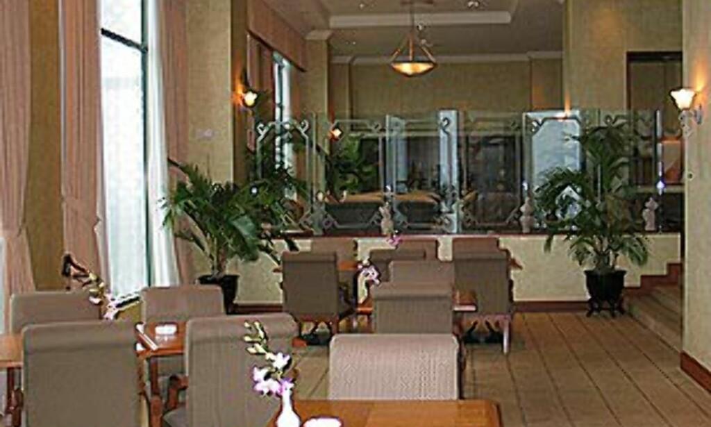 Sutera Harbour: VIP-klubben
