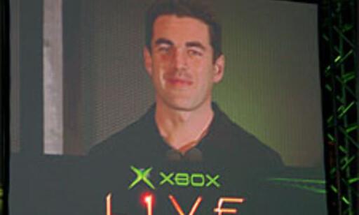 Eduardo Rossini er fornøyd med XBox Live