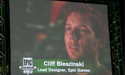 CliffyB skal være med og lage spill til XBox
