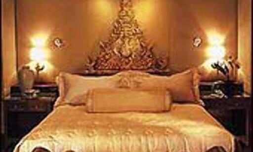 Suite på verdens beste hotell - Peninsula i Bangkok.