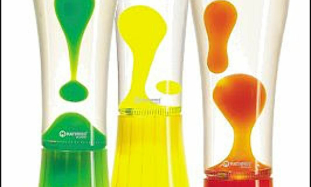 Fluidium heter lampen, som er designet av briten Ross Loverove.  Foto: Gadgets.co.uk Foto: Gadgets.co.uk