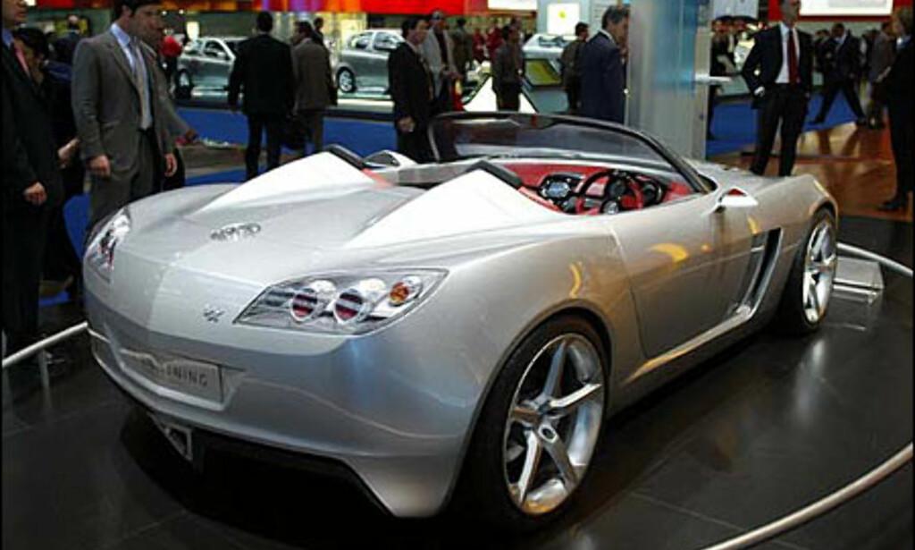 image: Vauxhall/Opel Lightning