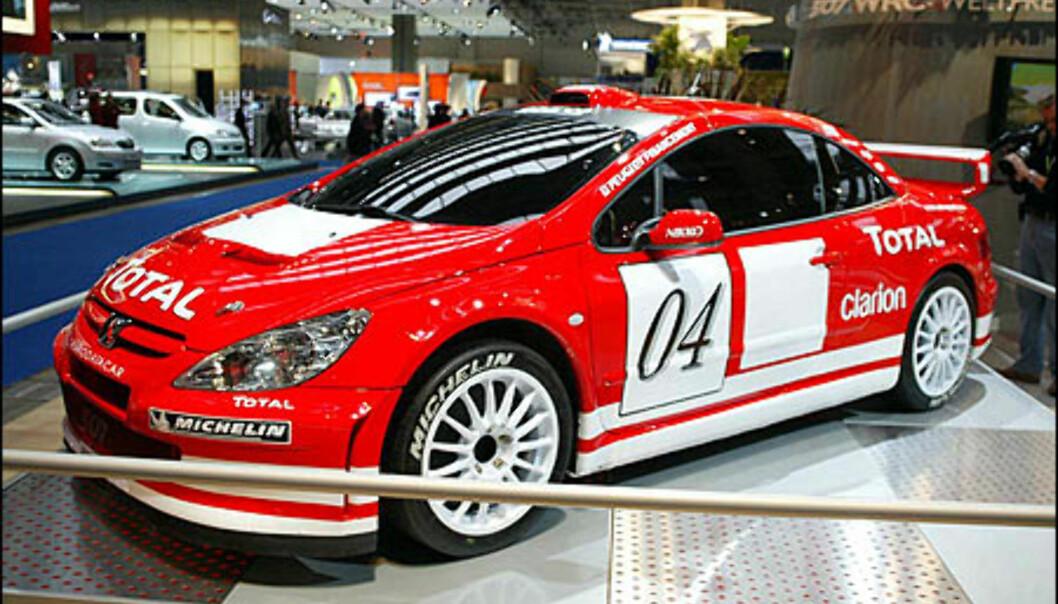 Nytt kontor for Peugeots WRC-sjåfører