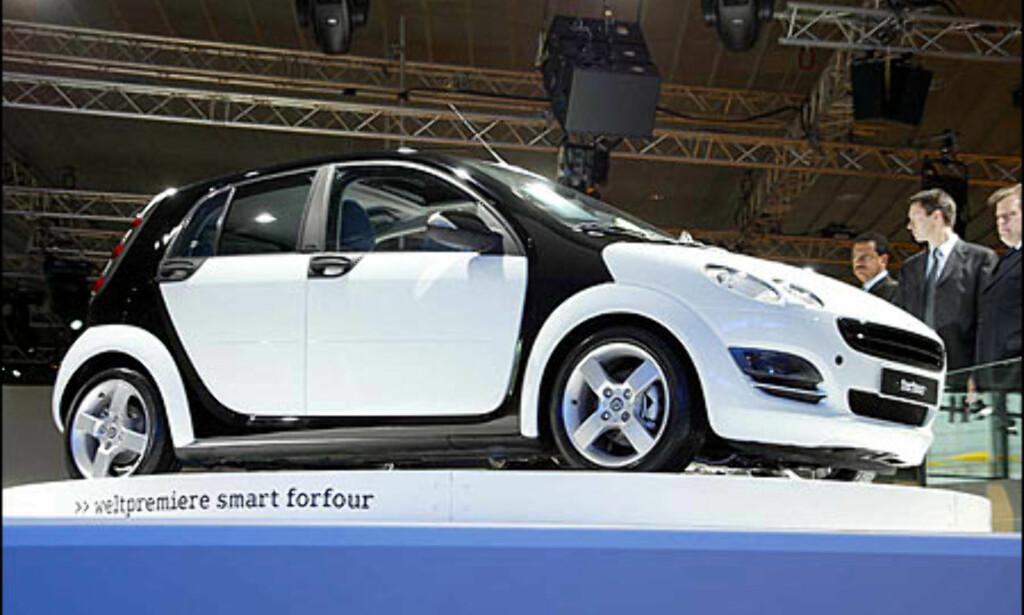 image: Smart Forfour