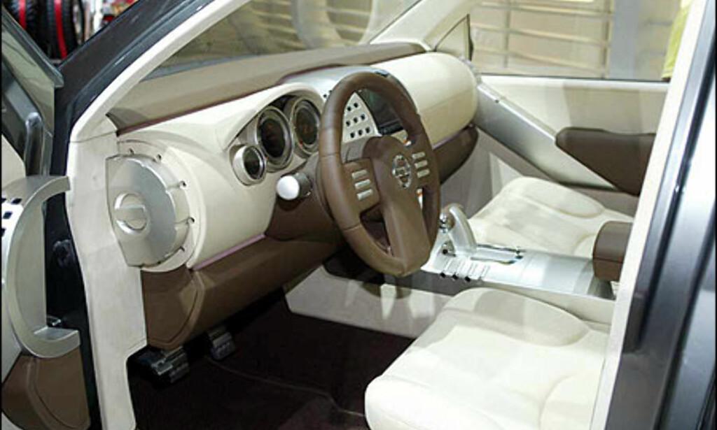 image: Nissan Dunehawk