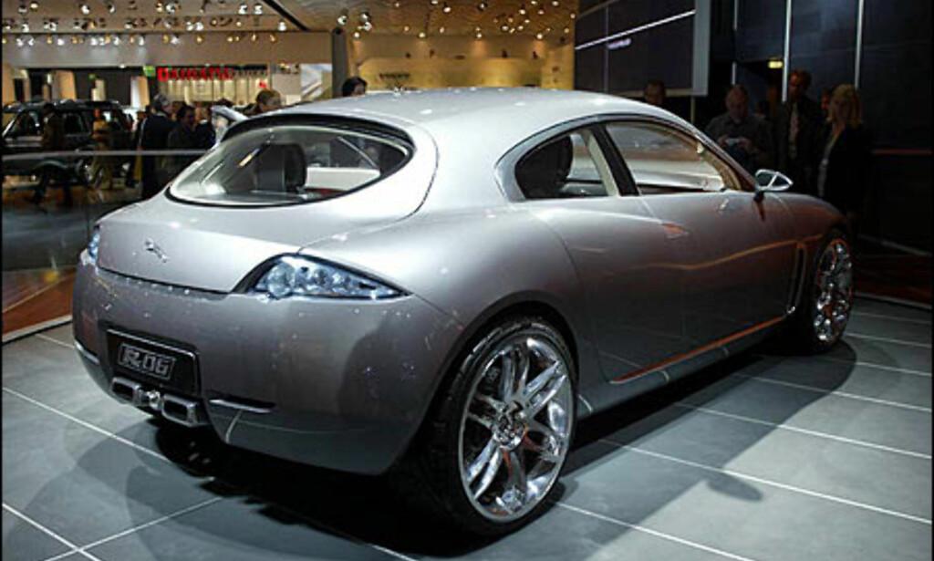 image: Jaguar R-D6