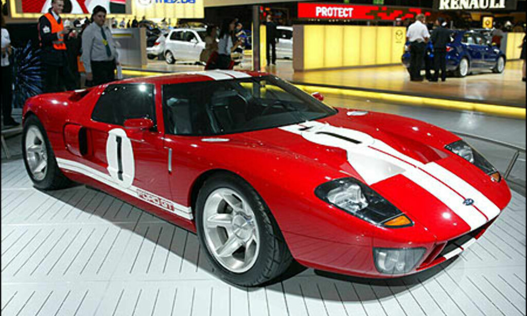 image: Ford GT