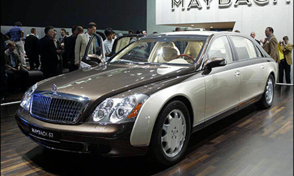 image: Maybach 62