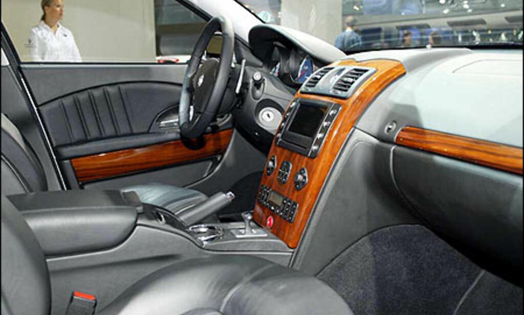 image: Maserati Quattroporte