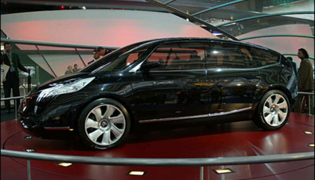 Citroën C-airlounge - konsept
