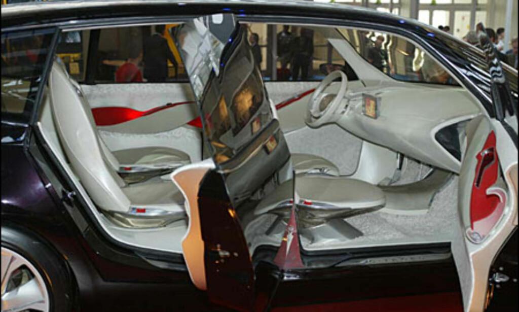 image: Citroën C-airlounge - konsept