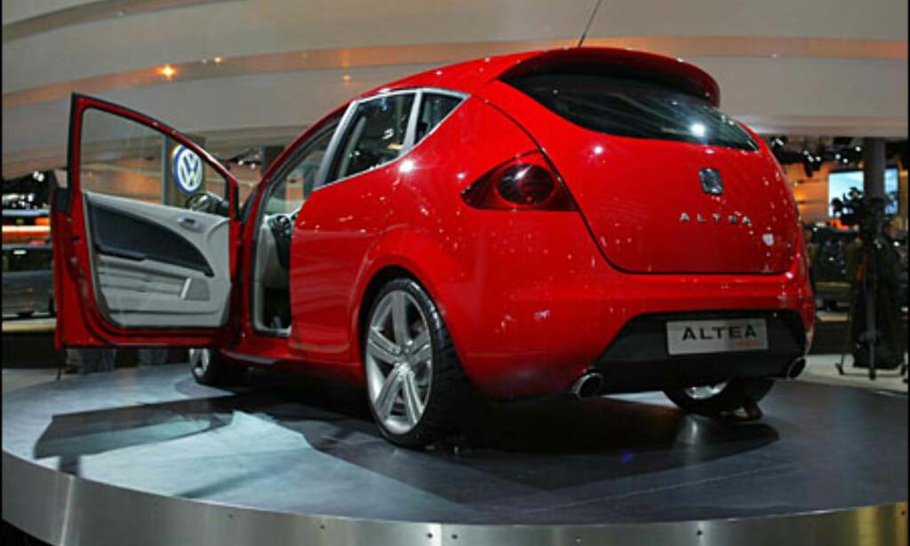 image: Seat Altea - prototype