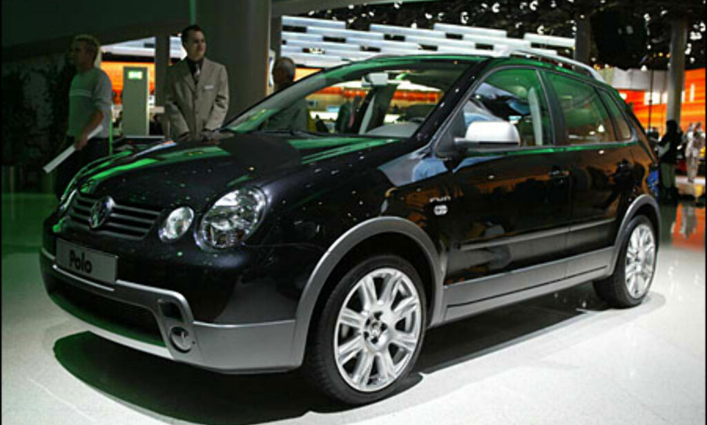 image: Volkswagen Polo-varianter