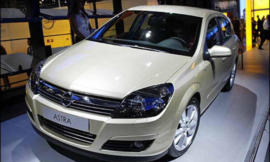 image: Opel Astra