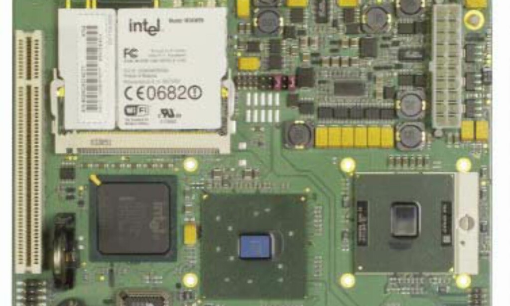 image: Musestille mini-PCer med Pentium M