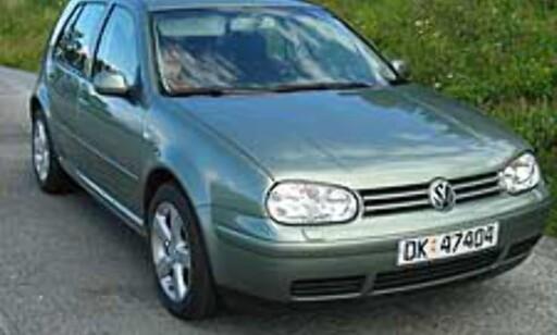 image: Volkswagen Golf 1,6 Exclusive FSI