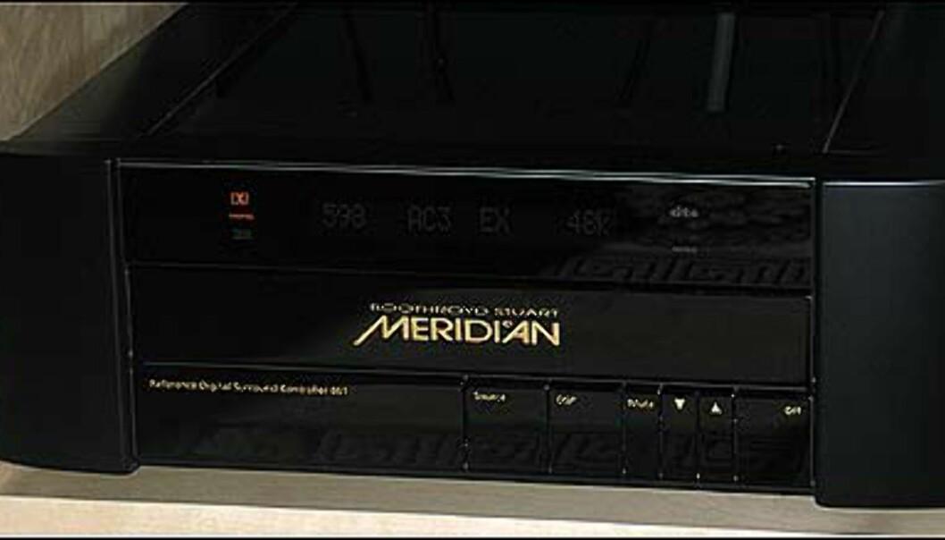 Meridian 861 versjon 4