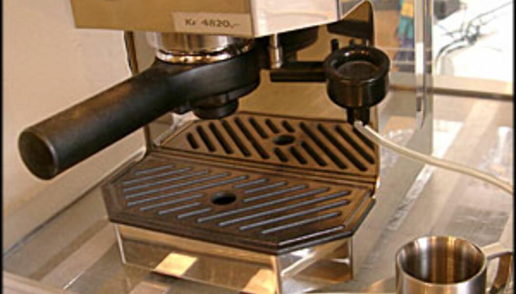 BILLEDSPESIAL: Espressomaskiner++