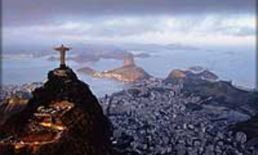 Rio er best likt av reisemålene i Reiseguiden.