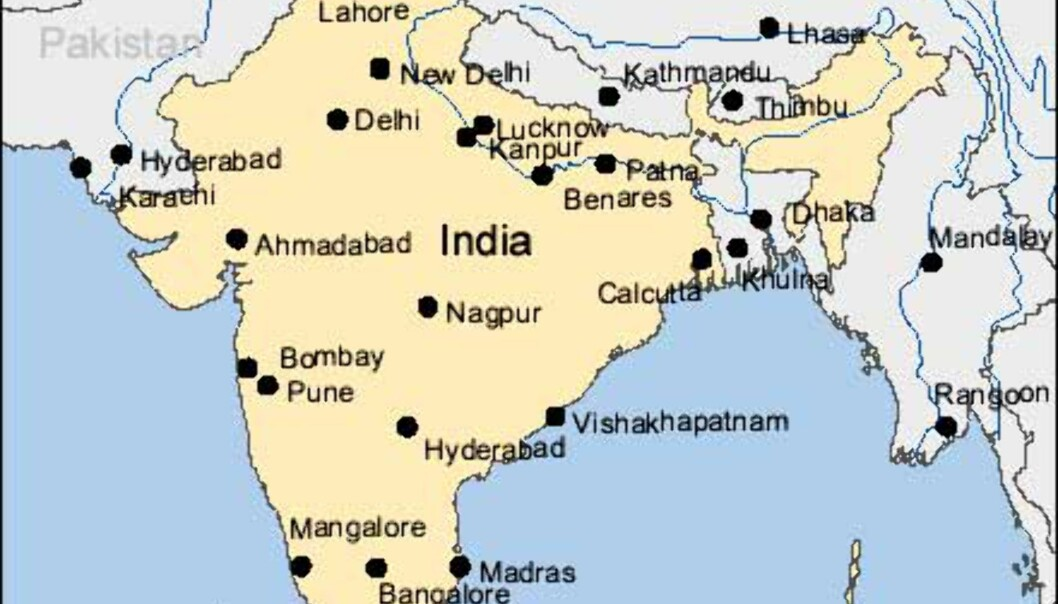 Khardunglapasset (kart)