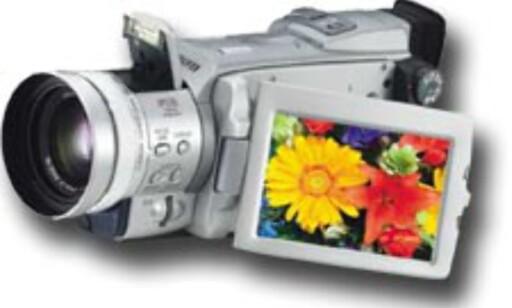 image: Nye DV-kameraer fra Canon