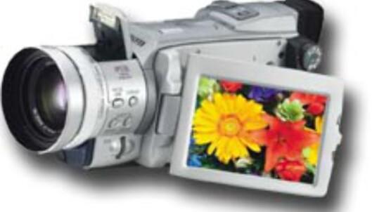 Nye DV-kameraer fra Canon