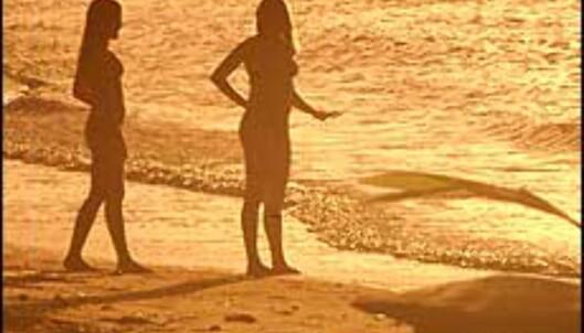 Solen varmer, men kan skade huden. <I>Illustrasjonsfoto: Hans-Jørgen Berg</I> Foto: Hans-Jørgen Berg