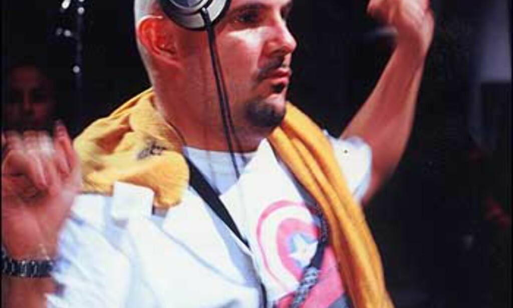Westbam, DJ i farta. Foto: Loveparade.net