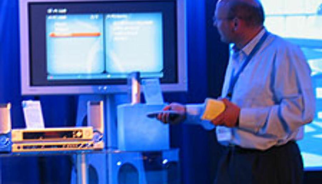 Philips' nye DVD-spiller i Streamium-serien henter musikk og film trådløst til TVen.