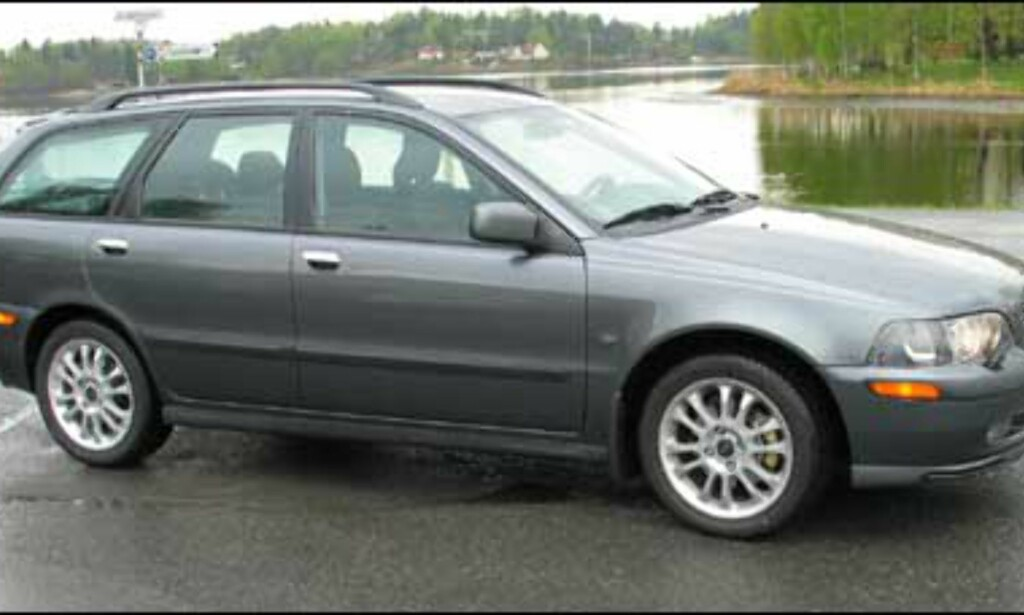 image: Volvo V40 1,8 Business