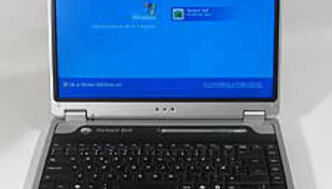 Packard Bell Easynote E
