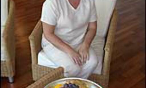 Mette-Lill Eliassen er fagansvarlig for spa på Holmsbu.