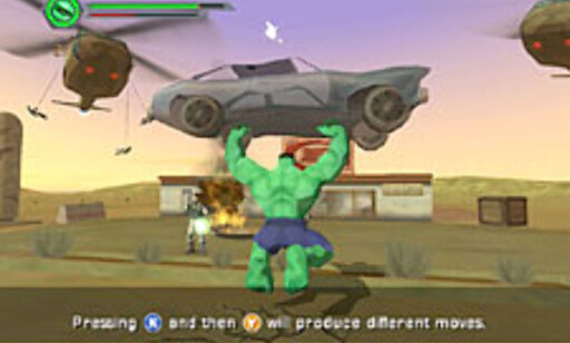 image: The Hulk