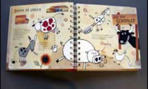 image: Strålende reisebok for barn
