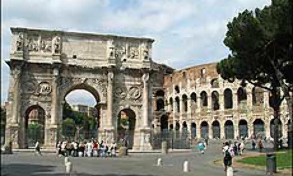 Det gamle Roma bare må imponere.