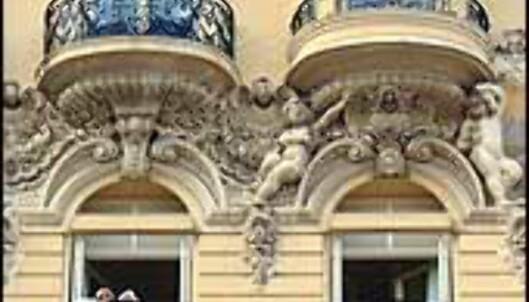 <strong><I>Illustrasjonsbilde</I>:</strong> Ikke alle er så heldige med balkong på hotellrommet. <I>Foto: Idar Ramberg</I> Foto: Idar Ramberg