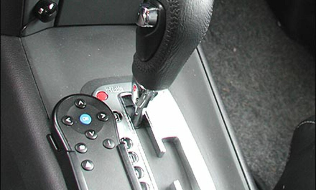 CVT: Trinnløs girkasse. Nissan Primera.