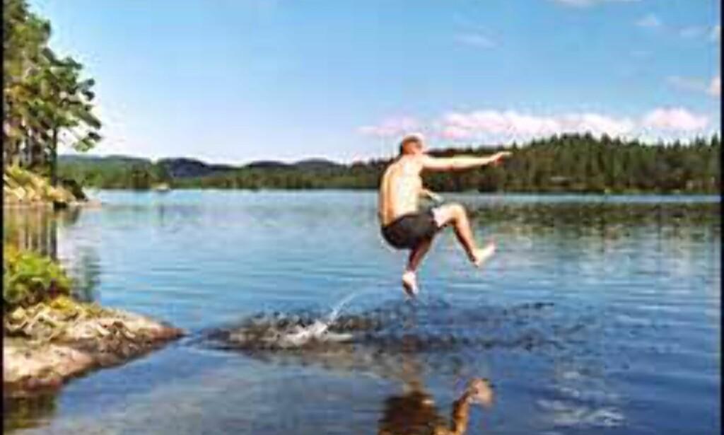 Sommerkampanjer gir billig innenlandsreise med fly.<I>Foto: Synne Movik & Ole Petter Lindstad</I> Foto: Synne Movik & Ole Petter Lindstad