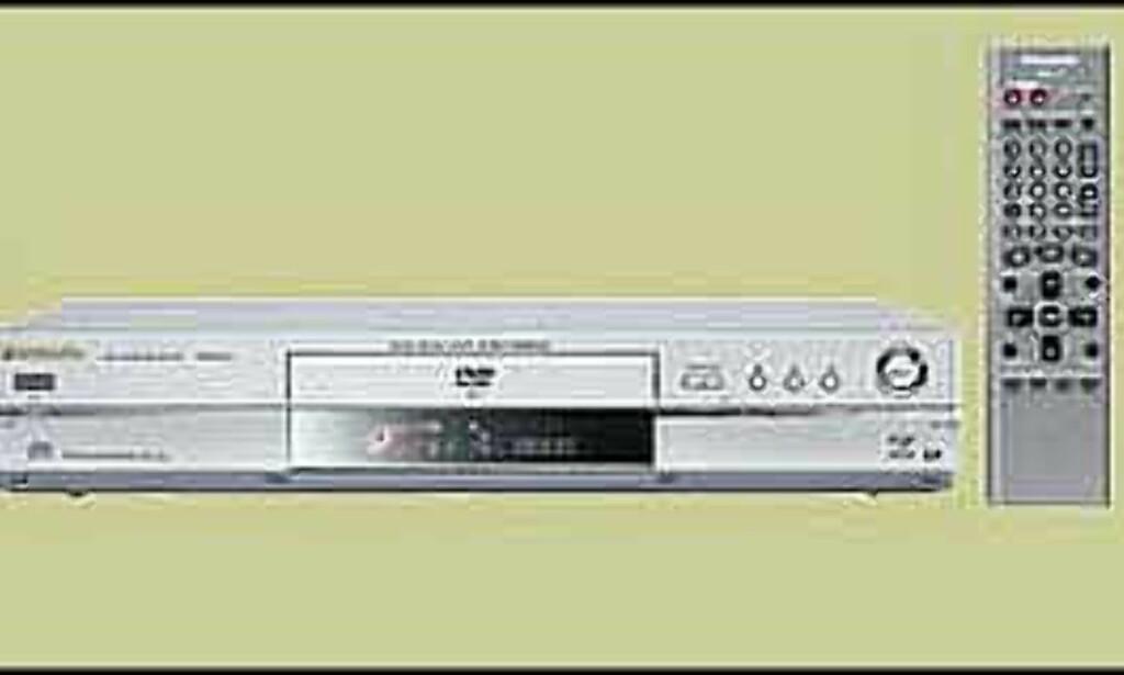 Panasonic DMR E 30