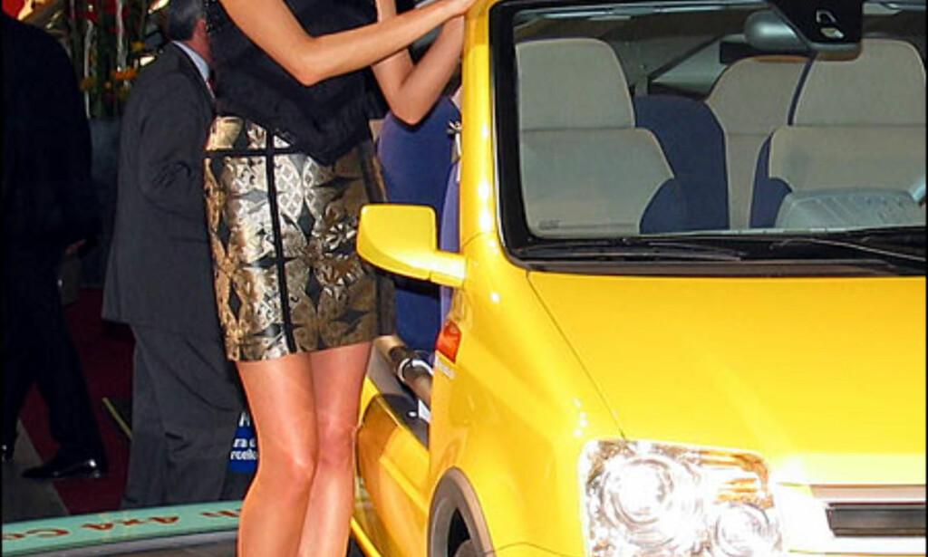 Fiat Marrakech er en snerten liten tass som straks ble interessant med dette selskapet.