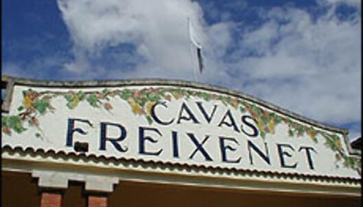 Freixenet er Spanias største cavaeksportør.<br /> <I>Foto: Inga Ragnhild Holst</I> Foto: Inga Ragnhild Holst
