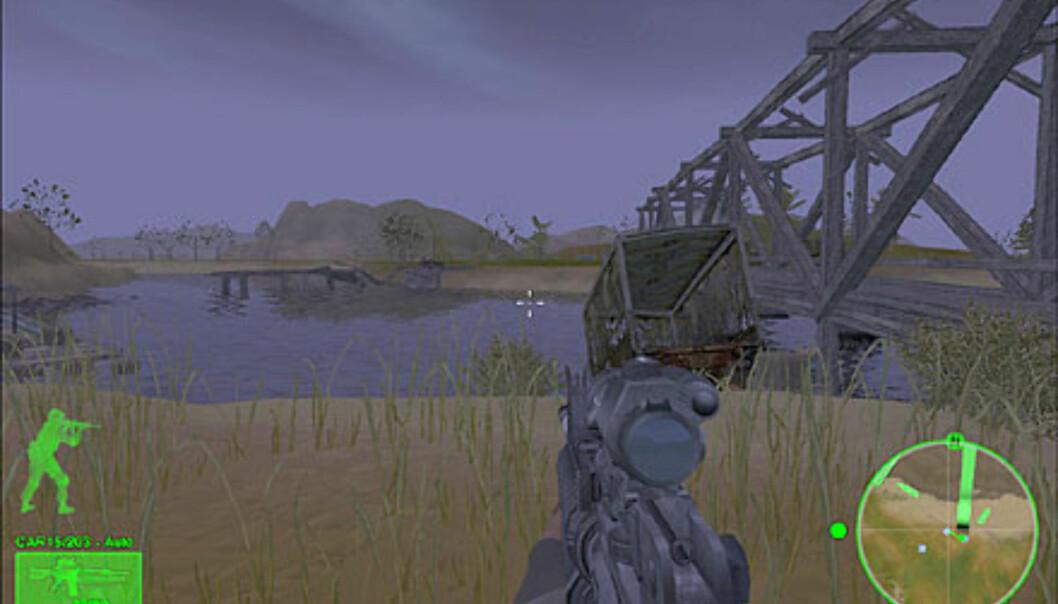 Black Hawk Down-skjermbilder