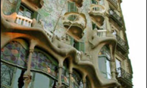 I Casa Batlló bor slektninger av den spanske kongefamilien. Foto: Inga Ragnhild Holst Foto: Inga Ragnhild Holst